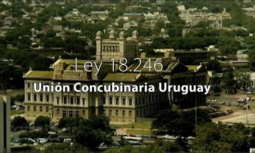 concubinato en Uruguay