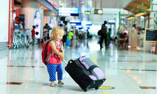 permiso de viaje para menor de edad