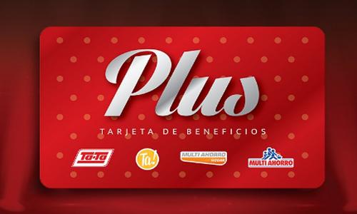 Tarjeta Ta-Ta Plus