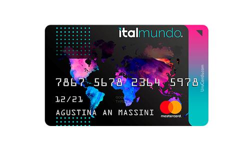 saldo de tu tarjeta Italmundo