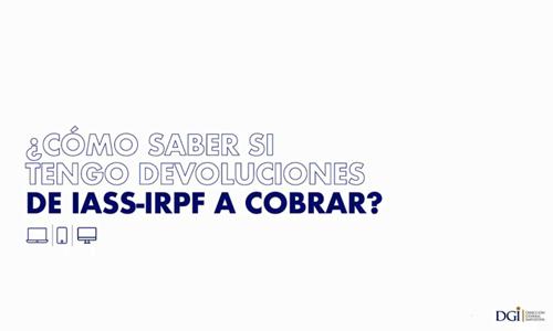 devoluciones de IRPF